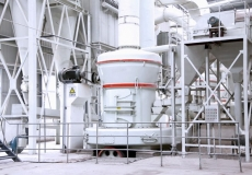 Pilot site for wet milling of aluminum powders and aluminum alloys in metal packing shops