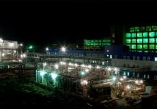 Usolye-Sibirsky Silion, Usolye-Sibirskoye, Irkutsk Region (on the premises of Usolyekhimprom). Working documentation for 3,000 t/year commercial production of polysilicon. December 2008 - July 2010