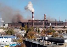 Krasny Oktyabr Plant, Volgograd. Working design of natural gas booster compressor station. July - November 2005
